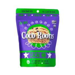 Organic Cacao Nib Coco-Roons