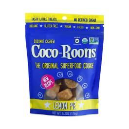 Organic Lemon Pie Coco-Roons