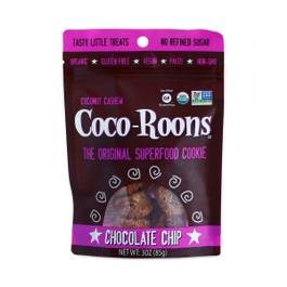 Organic Chocolate Chip Coco-Roons