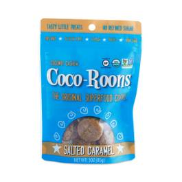 Organic Salted Caramel Coco-Roons