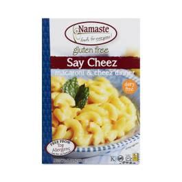 Gluten-Free Say Cheez Macaroni & Cheez Dinner