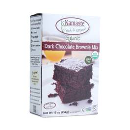 Organic Dark Chocolate Brownie