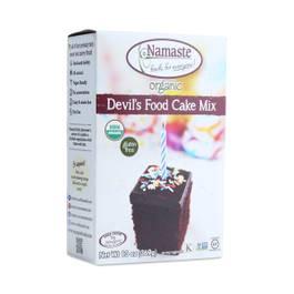 Organic Devil's Food Cake
