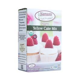 Organic Yellow Cake