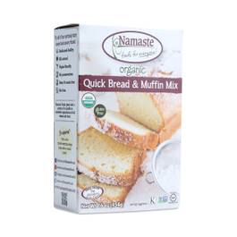 Organic Quick Bread & Muffin Mix
