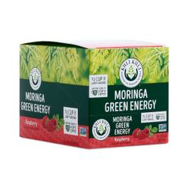 Moringa Green Energy Raspberry Shot, 12-pack