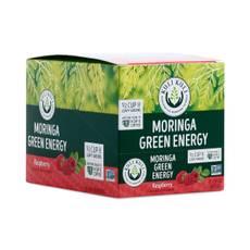 Moringa Green Energy Shot, Raspberry