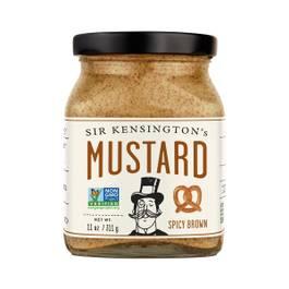 Spicy Brown Mustard