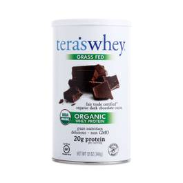 Organic Dark Chocolate Whey Protein