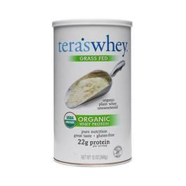 Organic Plain Whey Protein