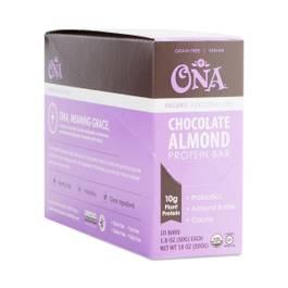 Chocolate Almond Functional Fuel Bar