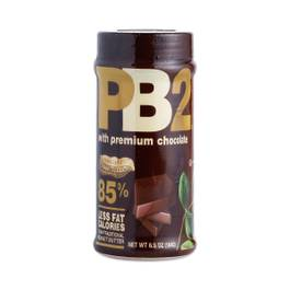 Powdered Peanut Butter with chocolate