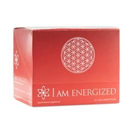 Energized Liquid Dietary Supplement Shot