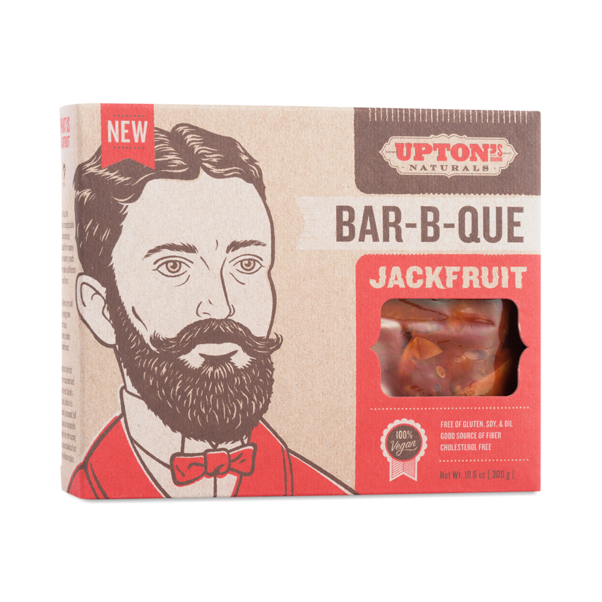 Upton?s Naturals BBQ Jackfruit 10.6 oz