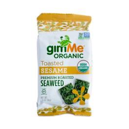 Organic Roasted Seaweed Snack - Sesame