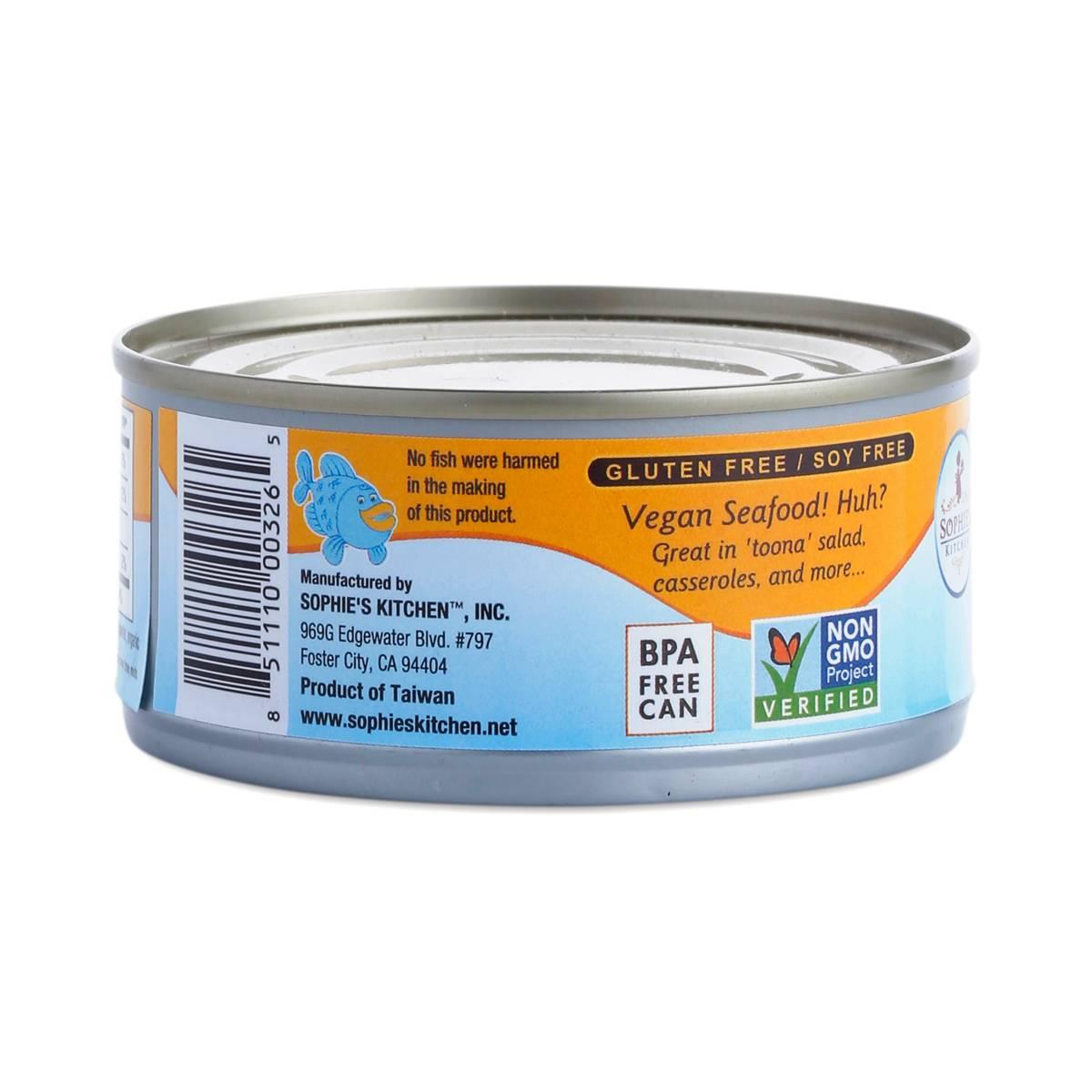 Sophie S Kitchen Vegan Salmon