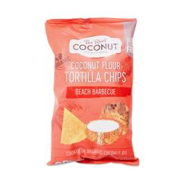 Beach Barbeque Coconut Flour Tortilla Chips