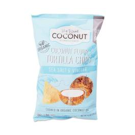 Sea Salt & Vinegar Coconut Flour Tortilla Chips