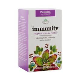 Immunity & Wellness Tea - Tulsi, Peppermint & Probiotics