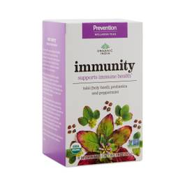 Immunity & Wellness Tea - Tulsi, Peppermint & Probiotics