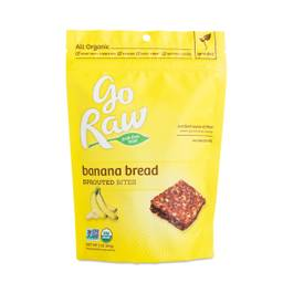 Organic Sprouted Bites, Banana Bread