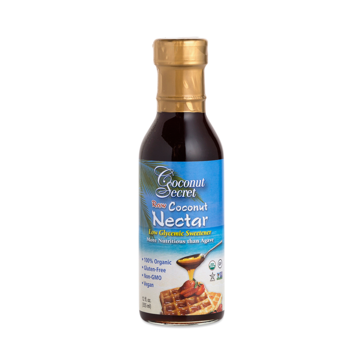 Organic Amp Raw Coconut Nectar By Coconut Secret Thrive Market