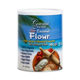 Organic Raw Coconut Flour