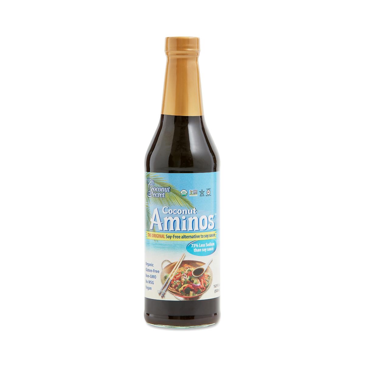 Coconut Secret Coconut Aminos 16.9 oz bottle