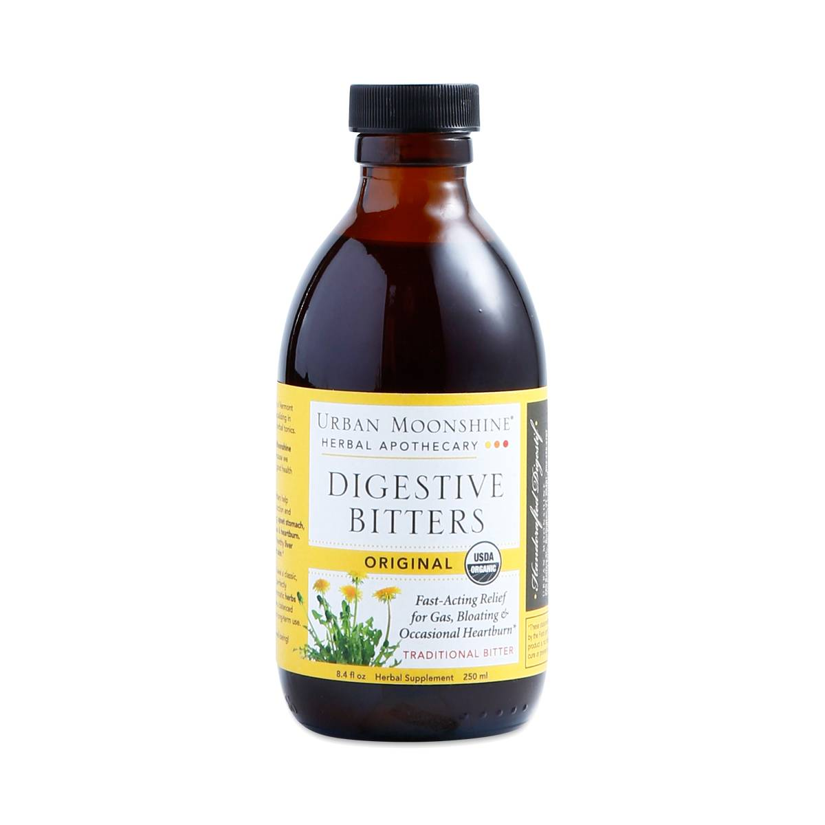 Original Digestive Bitters By Urban Moonshine Thrive Market