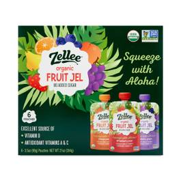 Organic Fruit Jel Variety Pack