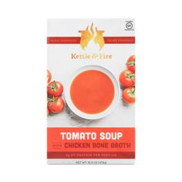 Tomato Soup with Chicken Bone Broth