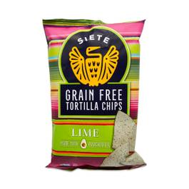 Lime Grain Free Tortilla Chips