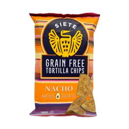 Nacho Grain Free Tortilla Chips