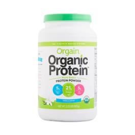 Organic Protein Powder, Vanilla