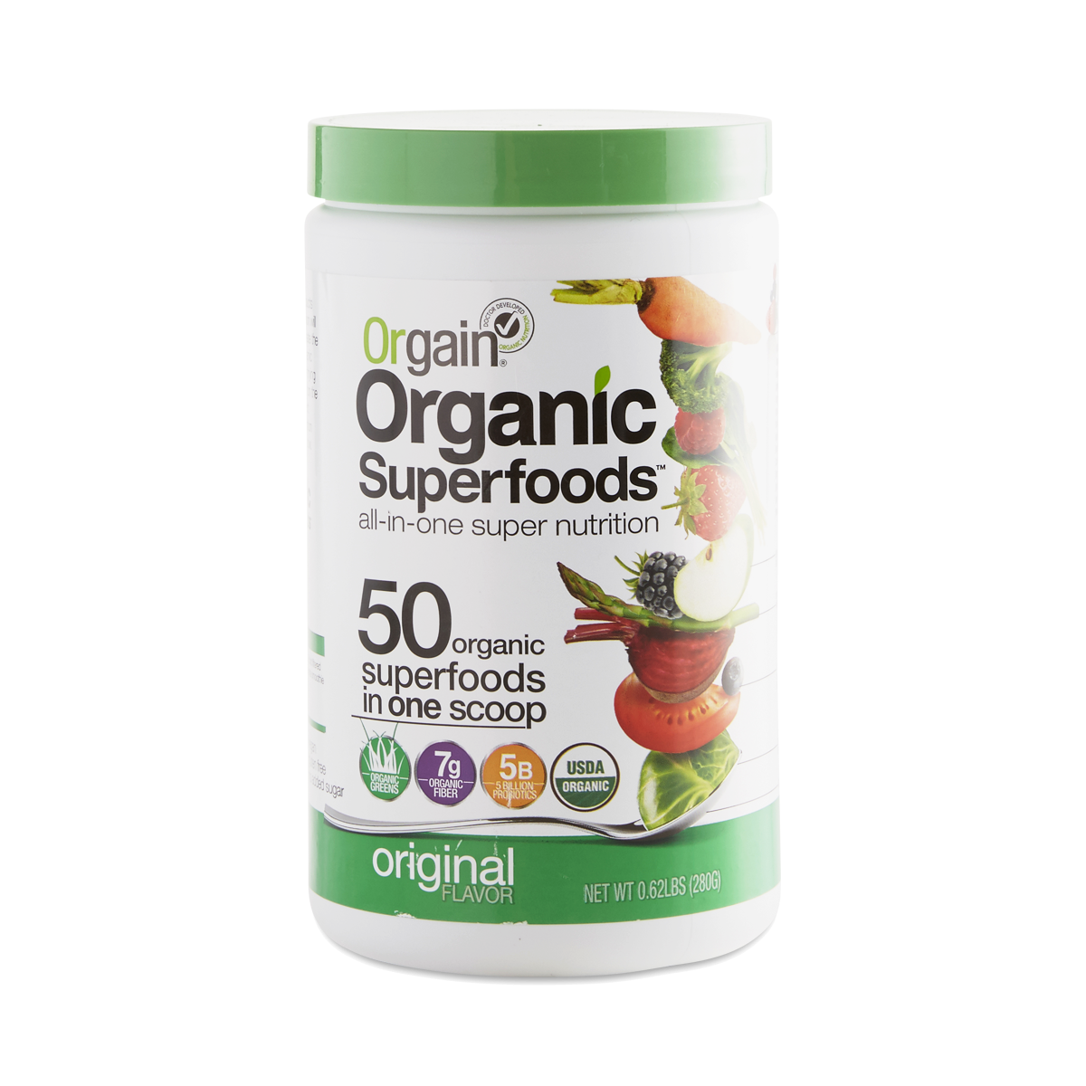 Organic Superfoods Powder By Orgain Thrive Market