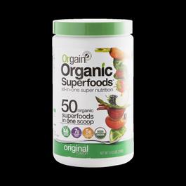 Organic Superfoods Powder