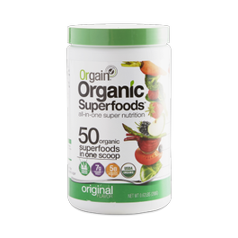 Organic Superfoods Powder