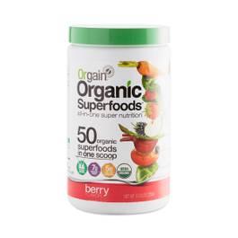 Organic Superfoods Powder, Berry
