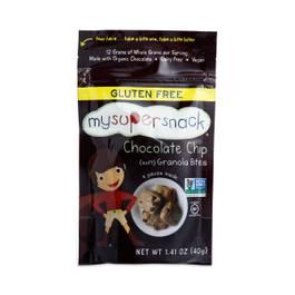 Soft Granola Bites, Chocolate Chip