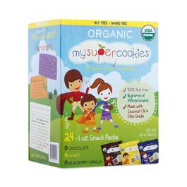 Organic Cookie Variety Pack