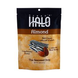 Almond Seaweed Strip