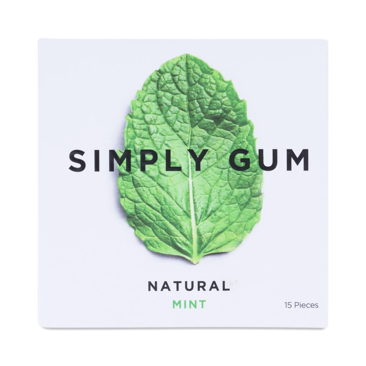 Simply Gum Mint Gum
