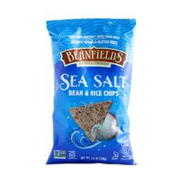 Sea Salt Bean and Rice Chips