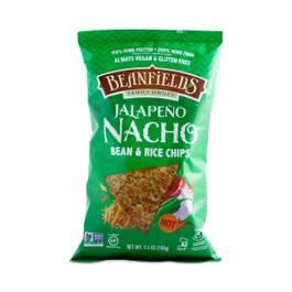 Jalapeno Nacho Bean Chips