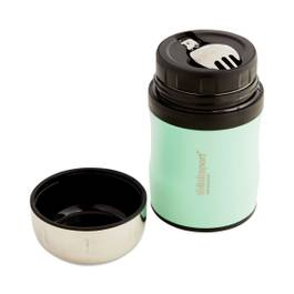 Mint Green Insulated Food Container