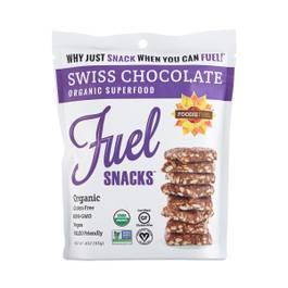 Fuel Snacks - Swiss Chocolate
