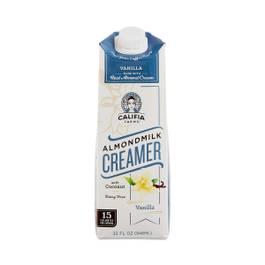 Almond Milk Creamer, Vanilla