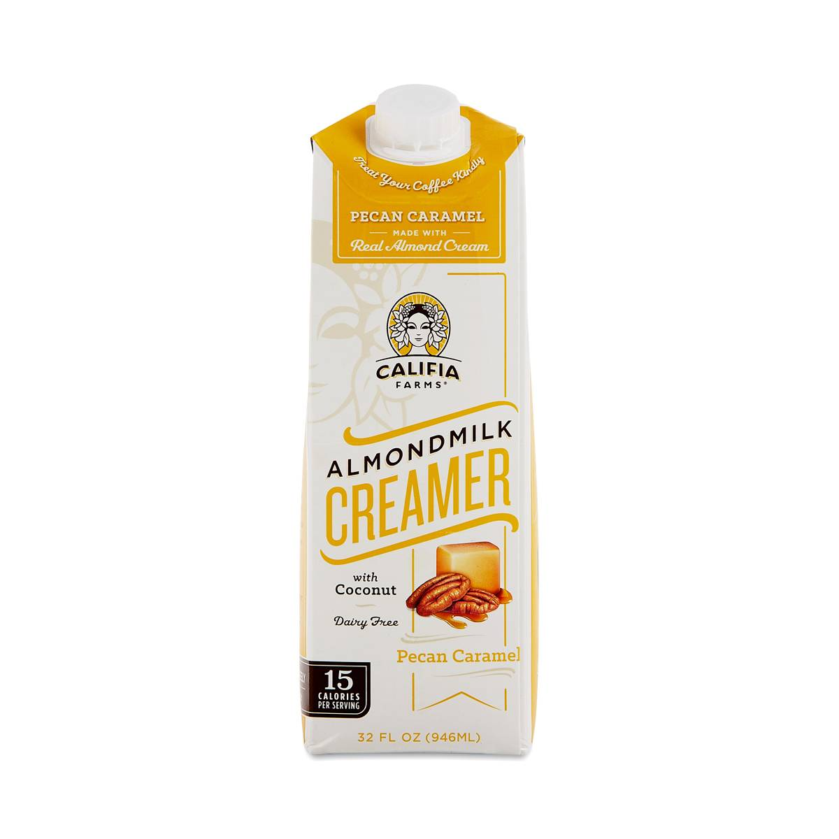 Pecan Amp Caramel Almond Milk Creamer By Califia Farms