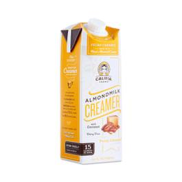 Almond Milk Creamer, Pecan Caramel