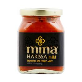 Mild Harissa Sauce